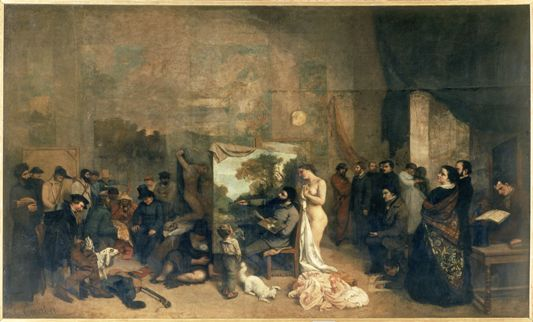Latelier-du-peintre-1855a