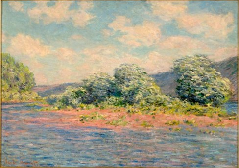 Monet Claude (dit), Monet Claude-Oscar (1840-1926). Paris, musée d'Orsay. RF2009.