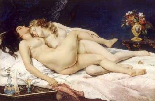 courbet_sommeil